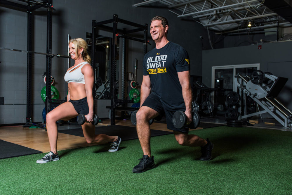 Commercial Gym Photography Kitchener Waterloo Guelph