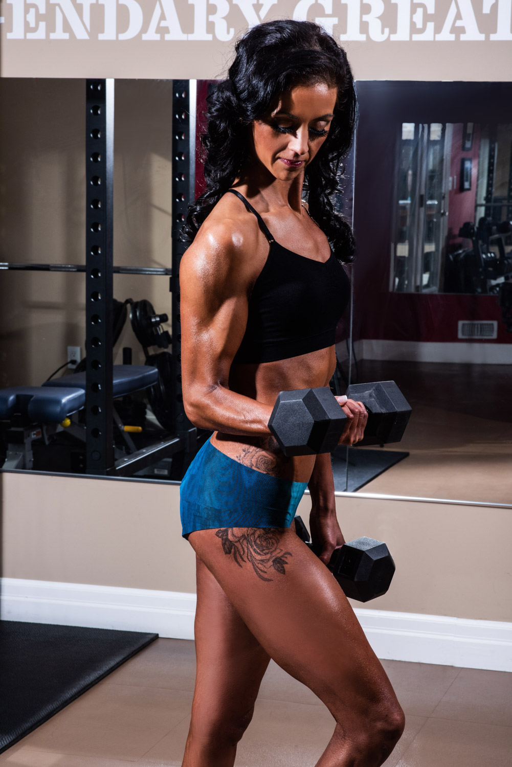 Kitchener Guelph Fitness Photographer