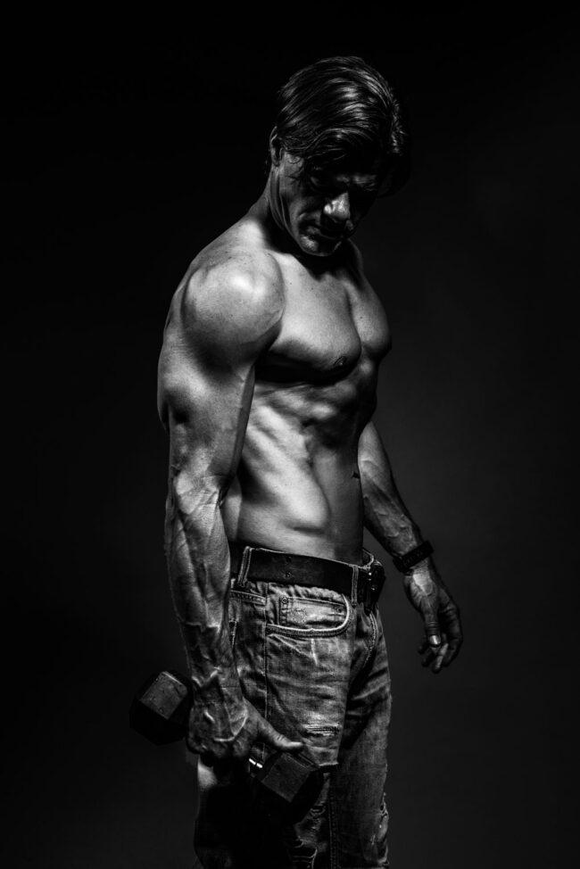 Bodybuilding Photography