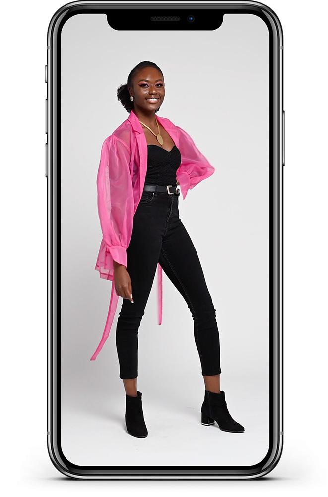 vertical fashion videos e-commerce